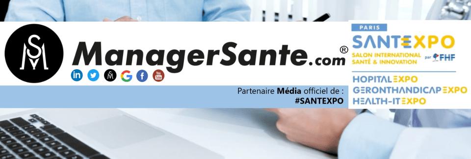 Bannière Linkedin SANTEXPO MS 2020