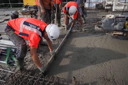 FRANCE-TRANSPORT-CONSTRUCTION-ROAD