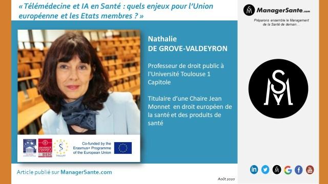 Flyer Nathalie DE GROVE VELDEYRON 2, Août 2020