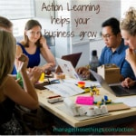 action learning helps your business grow