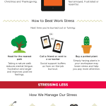 How to Beat Stress and Boost Happiness? (Infographic)