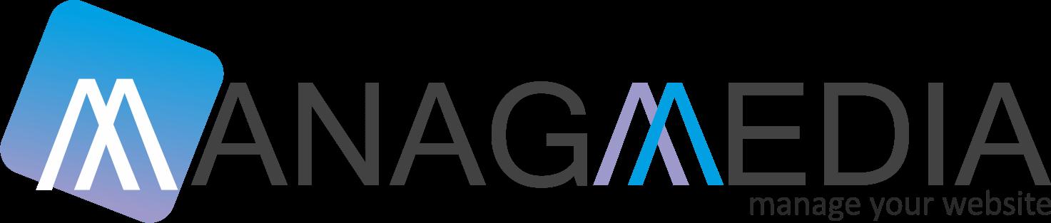 MANAGMEDIA Logo Design