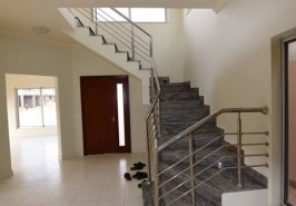 Bahria Homes 8 Marla Bahria Town Karachi Interior Images Staircase Model House