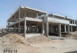 Bahria Karachi 8 Marla Houses in Progress