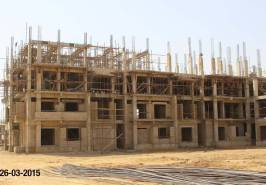 Bahria Town Apartments Under Construction