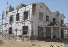 Bahria Town Karachi 5 Marla Home Near Completion