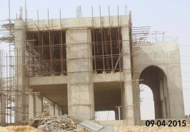 Bahria Town Karachi Jamia Grand Masjid in Progress