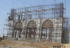 Bahria Town Karachi Masjid Development