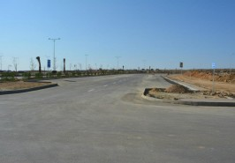 Bahria Town Karachi Midway Commercial Area Development Pictures2