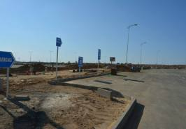Bahria Town Karachi Midway Commercial Area Development Roads