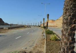 Bahria Town Karachi Midway Commercial Area Development of Roads
