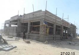 Bahria Town Karachi Restaurant Work Started