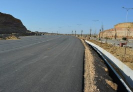 Bahria Town karachi Wide Roads Construction