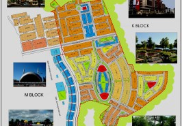 PECHS K and M Block Map