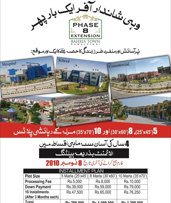 bahria-town-phase8-extension