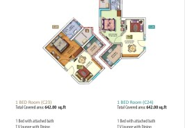 pine heights one bed luxury apartment2