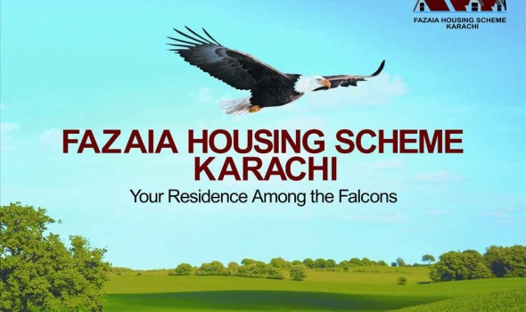 Fazaia Housing Scheme Karachi Launching Soon