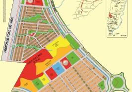 Bahria Town Karachi Precinct 10 Map