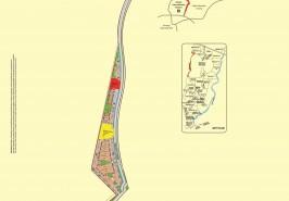 Bahria Town Karachi Precinct 21 Map