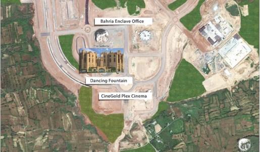 The Galleria Location