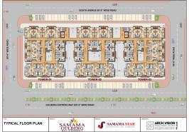 Samama Typical Floor Plan
