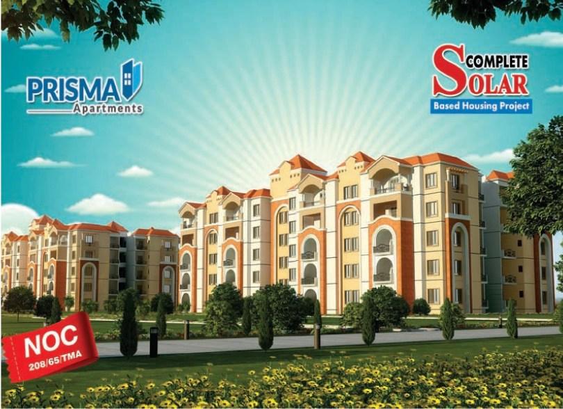 Prisma Apartments Islamabad