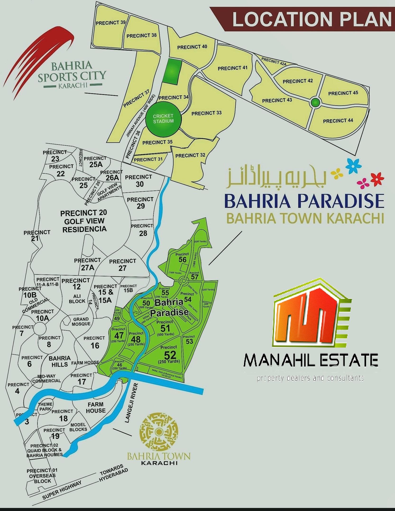 Karachi Map Pdf