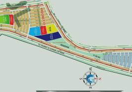 Bahria Paradise Karachi Precinct 53 Map