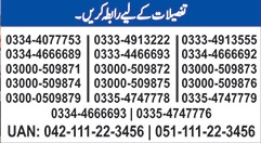 BWC Contact Details