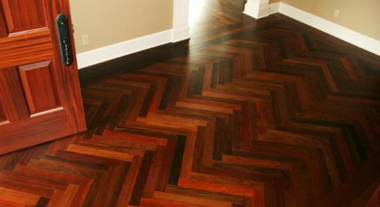 Beautiful Floor Design Walnut Flooring