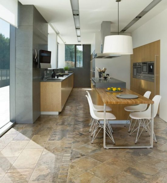 Beautiful Floor Design withTile Floor