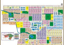 Faisal Residencia E-17 Map