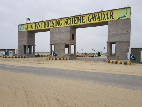 Al-Ghani Housing Scheme gwadar Images