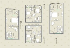 Apartments Layout Plan 2