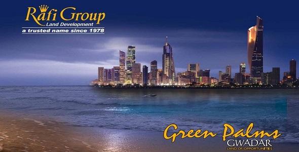 Green Palms Gwadar by Rafi Group