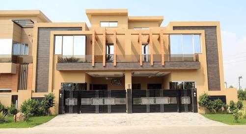 5 Marla Contemporary Villa Elevation