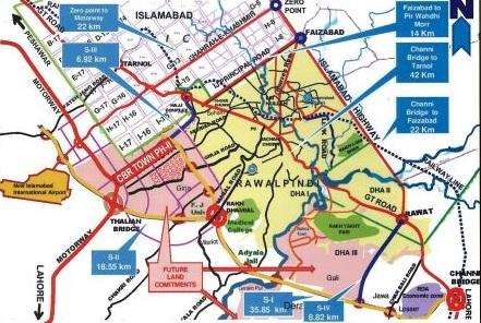 CBR 2 Location Ring Road Rawalpindi