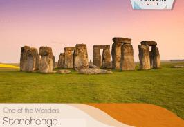 StoneHenge Seven Wonders City Karachi