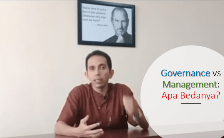 Governance dan Management