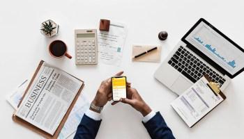 Manajemen uang untuk usaha