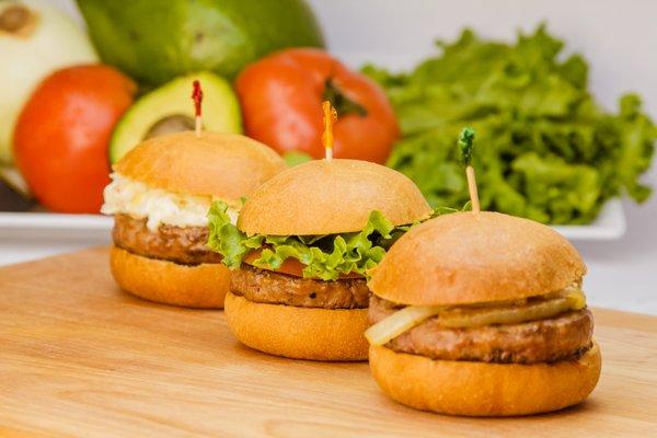usaha rumah burger minii