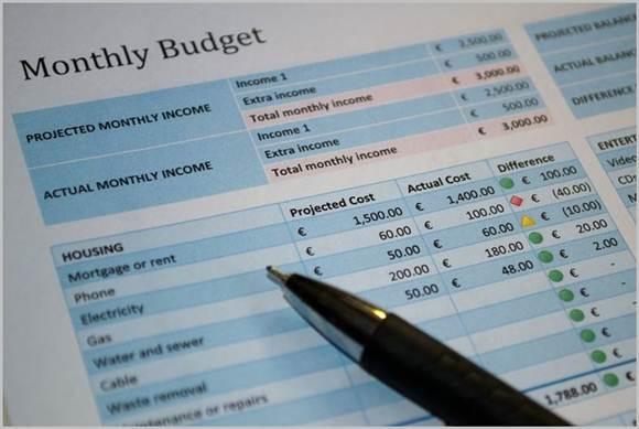 contoh SOP perusahaan - master anggaran