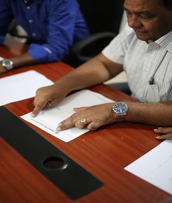 contoh surat perjanjian kesepakatan kerjasama