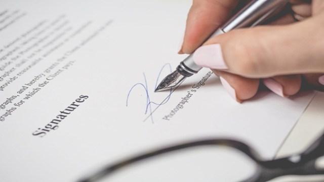 Kesepakatan barang yang disewakan dalam surat perjanjian