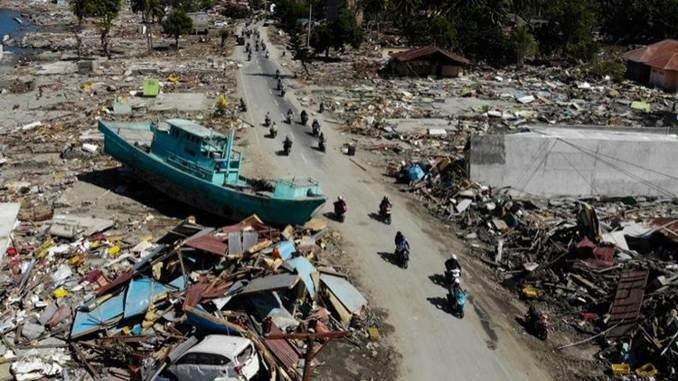 Laporan Laba Rugi akibat Gempa Tsunami