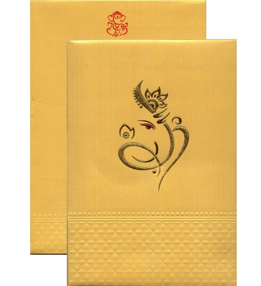 Know About The Symbols In Hindu Wedding Cards