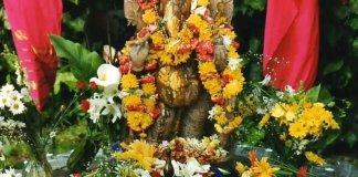 21 Types of Patri used in Ganesha Chaturthi