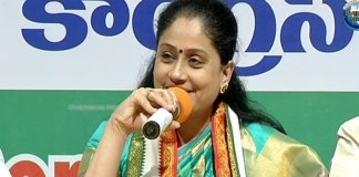 congress leader Vijayashanti comments on party defections