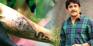 Story Behind Nagarjuna's New Tattoo