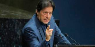pakistan prime minister imran khan warns india